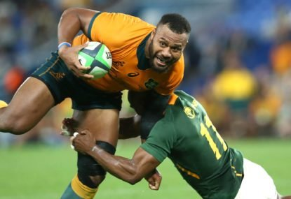 'Bring back that wild waterboy': The Boks are 'sick' and maybe a return to Rassie is the only cure