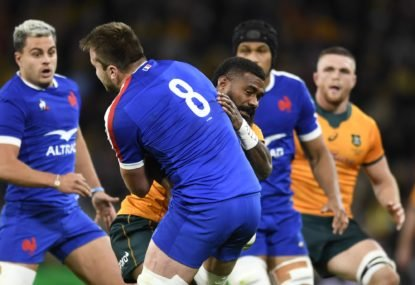 WILL GENIA: Why I'm impressed with Rennie, and how we shape up against All Blacks