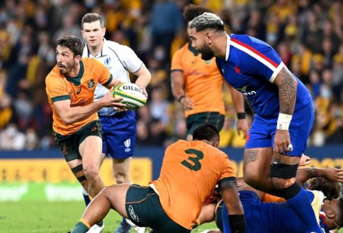 The Wallabies are lost at the selection table