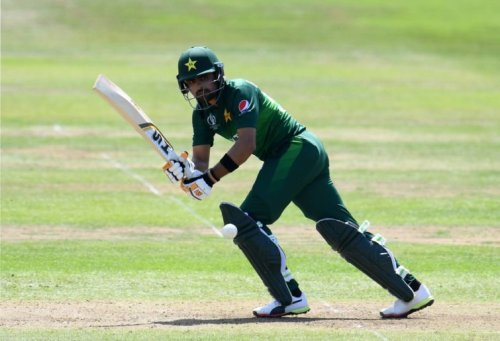 Rizwan, Azam and Zaman fly high but middle-order problem deepens for Pakistan