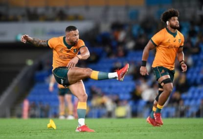 'A grovelling apology from me': World reaction to Quade brilliance and 'one dimensional' Boks