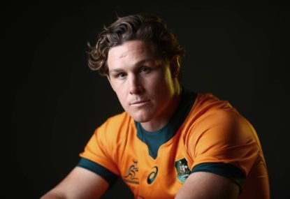 Hooper: A crucial 2023 World Cup lesson starts now for promising young Wallabies outfit