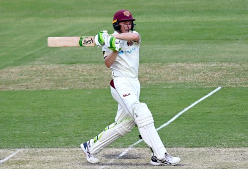 Bryce Street's defensive batting style could translate to Tests