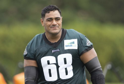 Where is the fanfare for Jordan Mailata?