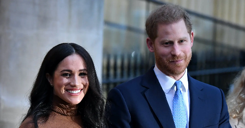 Take That, British Monarchy! Prince Harry & Meghan Markle Are 'Happier Than Ever' 1 Year After They Fled The Royal Family