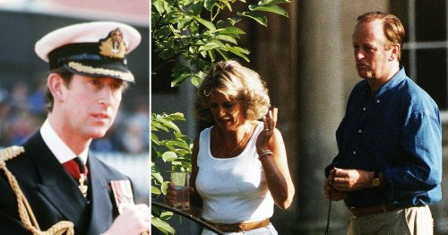 Prince Charles & Camilla 'French Kissed' In Front Of Andrew Parker Bowles During Their Affair That Rocked The Palace