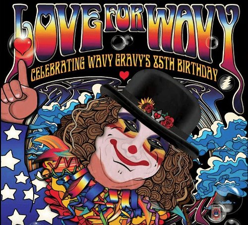 85 Years of Wavy Gravy