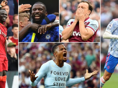 10 thoughts from the weekend's Premier League action