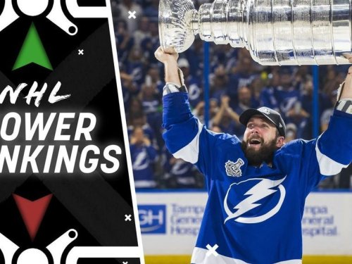 NHL Power Rankings: Every team's best offseason move