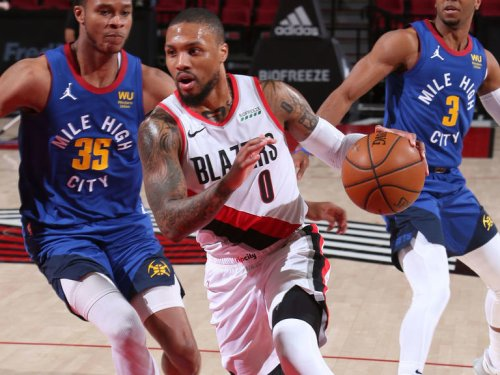 Dame passes Kidd for 10th on NBA's all-time 3-pointers list