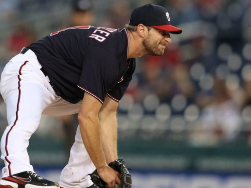 Nationals place Scherzer on 10-day IL with groin inflammation