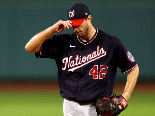 Scherzer: Hitters want pitchers to use substances so balls don't fly at heads