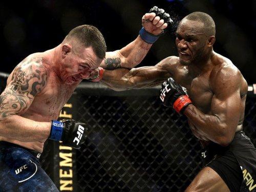 Usman-Covington rematch set for UFC 268 in November