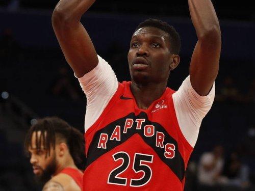 Boucher, Raptors hand Thunder 10th straight loss