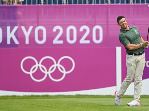 McIlroy changes opinion on golf in Olympics: 'I've been proven wrong'