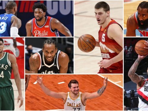 NBA MVP rankings: Injuries take toll but a clear No. 1 emerges