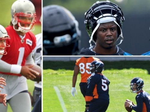 Every AFC team's most intriguing position battle in training camp