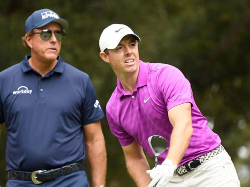 McIlroy inspired by Mickelson, Bland: I've 'got another 18 years'