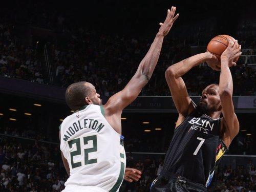 NBA stars react to Durant's legendary performance