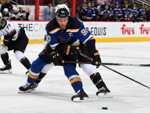 Blues' O'Reilly out at least 10 days after entering COVID-19 protocol