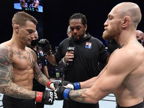UFC announces Poirier-McGregor 3 will be full-capacity event