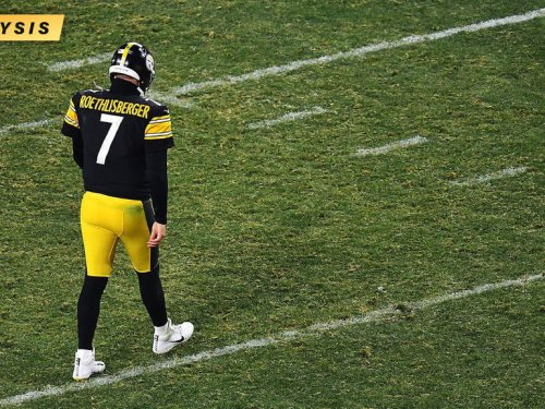 Big Ben is a big question hanging over the Steelers' season