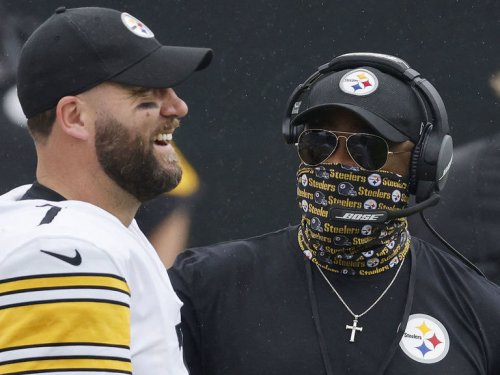 Roethlisberger backs Tomlin deal: 'He will go down as one of the greats'