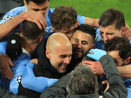 How Guardiola corrected Manchester City's Champions League problems