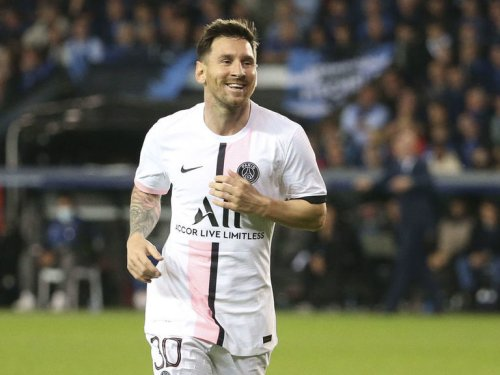 FIFA 22 ratings: Messi claims top spot again ahead of Lewandowski, Ronaldo