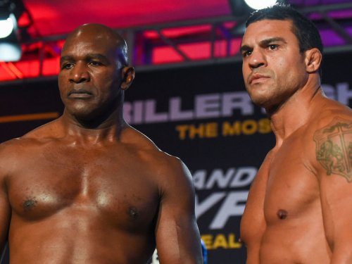 Report: Holyfield-Belfort bombs on PPV with 150K buys