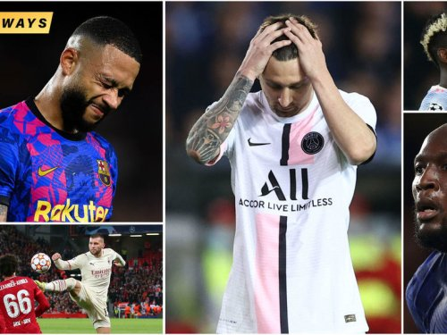 10 thoughts from this week's Champions League action