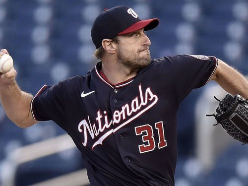 Scherzer passes Cy Young for 22nd on all-time strikeout list