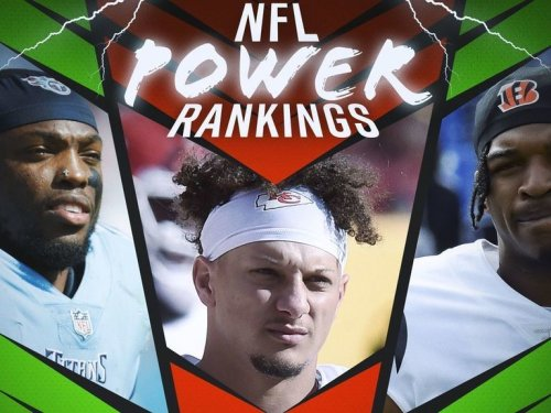 NFL Power Rankings - Week 8: Every team's scariest stat
