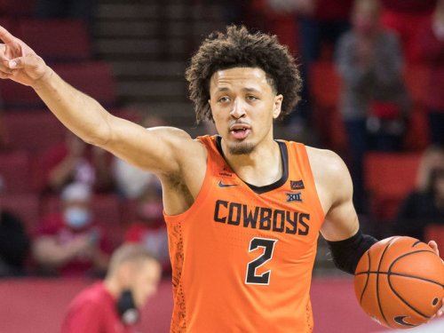 Pistons select Cunningham 1st overall in 2021 NBA Draft
