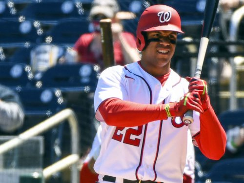 Nationals place Soto on 10-day IL with shoulder injury
