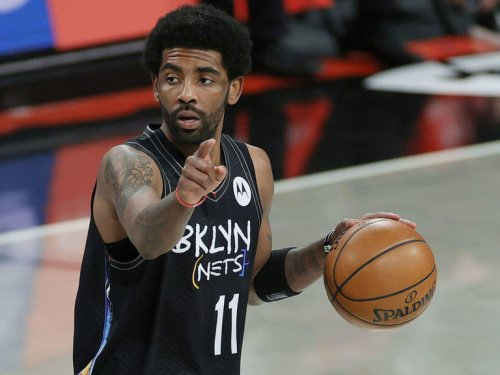 Irving: Basketball 'not the most important thing to me right now'