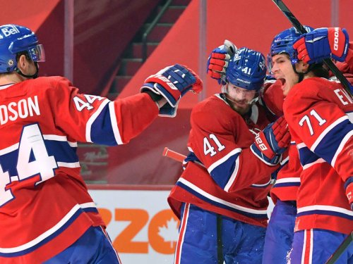 Canadiens become NHL's last team to clinch playoff spot
