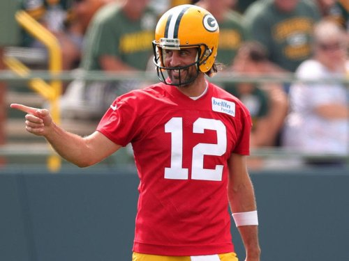 Rodgers: Returning to Packers is 'the best feelng'