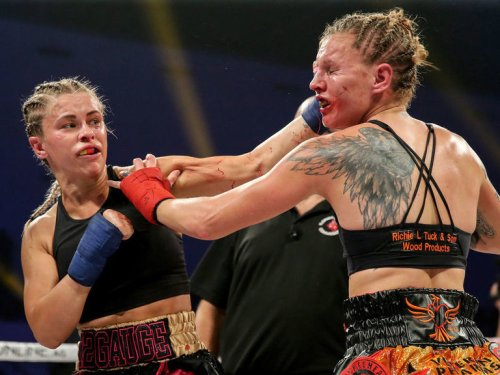 VanZant to face Ostovich in July bare-knuckle fight