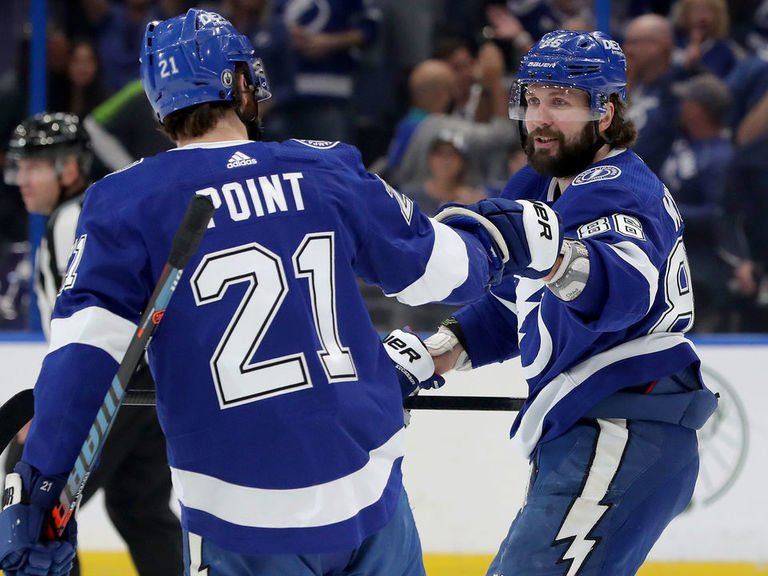 Ranking the best forwards through Round 3 of the Stanley Cup Playoffs