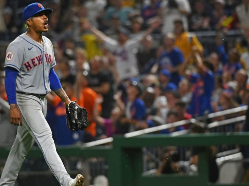 Mets, Pirates clear benches after Stroman, Nogowski exchange words