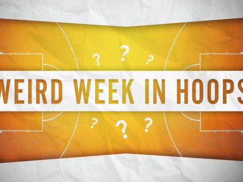 Weird Week in Hoops: The Truth's goof, LeBron's digitally enhanced hairdo