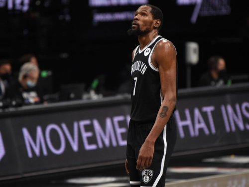 KD sets Game 7 scoring record in loss to Bucks