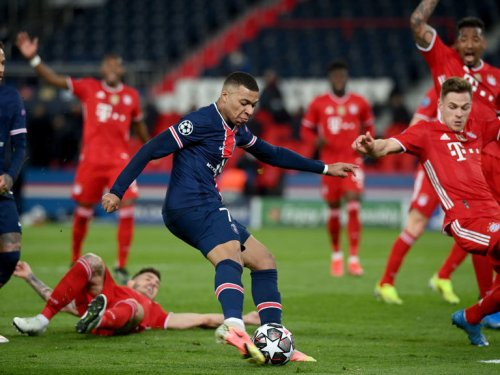 PSG get revenge on Bayern, reach Champions League semifinals