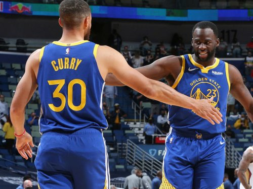 Draymond rejects 'We Believe 2.0' label: 'We got f------ Steph Curry'