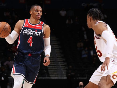 Westbrook's triple-double helps Wizards clinch play-in spot