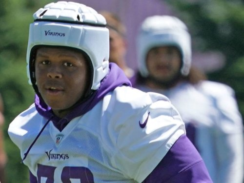 Vikings rookie Twyman shot 4 times, expected to make full recovery