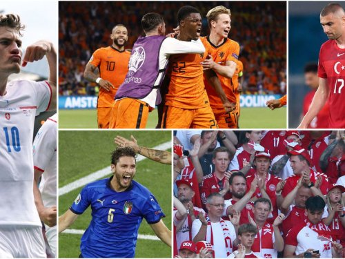 10 biggest winners and losers from the Euro 2020 group stage