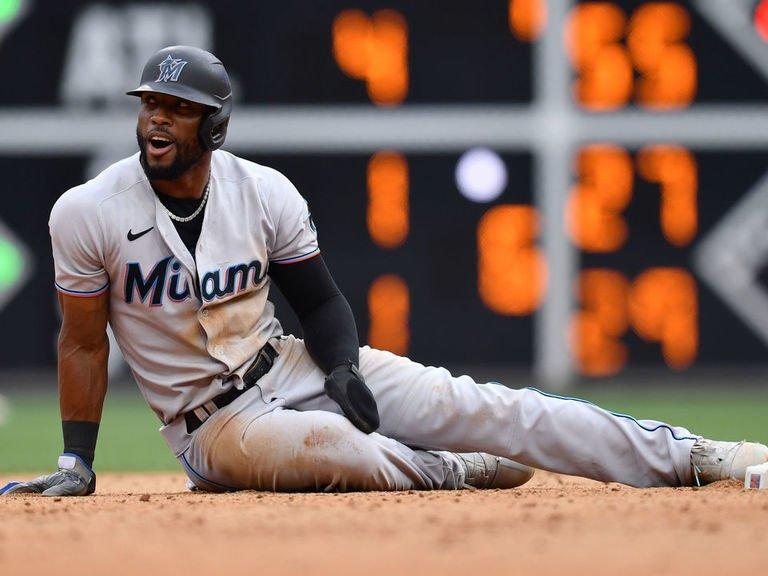Report: Phillies, Astros, Yankees among teams eyeing Marlins' Marte