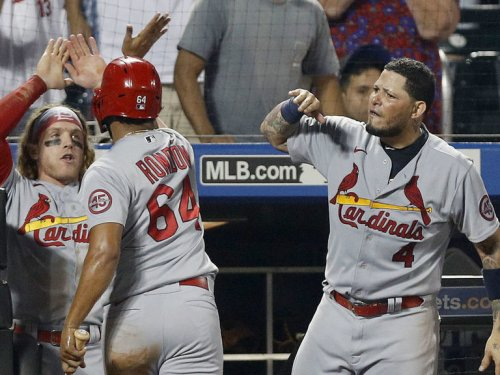 Cardinals edge Mets to grab hold of 2nd wild-card spot in NL